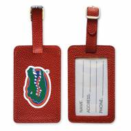 Florida Gators Basketball Luggage Tag