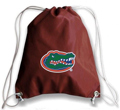 Florida Gators Football Drawstring Bag