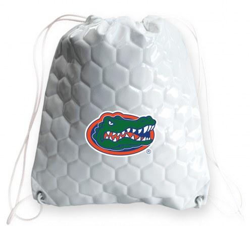 Florida Gators Soccer Drawstring Bag