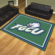 Florida Gulf Coast Eagles 8' x 10' Area Rug