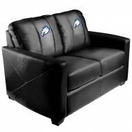 Florida Gulf Coast Eagles XZipit Silver Loveseat