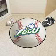 Florida Gulf Coast Eagles Baseball Rug