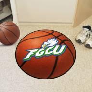 Florida Gulf Coast Eagles Basketball Mat
