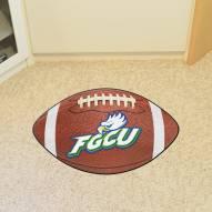 Florida Gulf Coast Eagles Football Floor Mat
