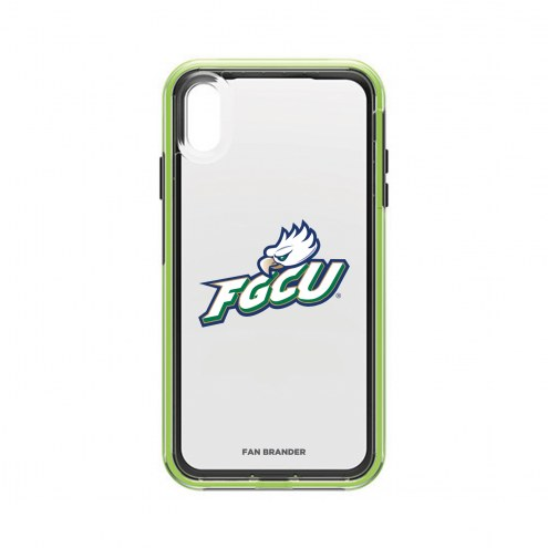 Florida Gulf Coast Eagles LifeProof iPhone XS Max Slam Case