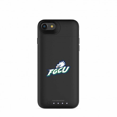 Florida Gulf Coast Eagles mophie iPhone 8/7 Juice Pack Air Black Case