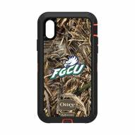 Florida Gulf Coast Eagles OtterBox iPhone XR Defender Realtree Camo Case