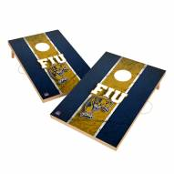 Florida International Golden Panthers 2' x 3' Vintage Wood Cornhole Game