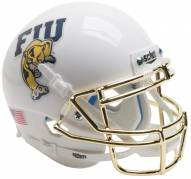 Florida International Golden Panthers Alternate 3 Schutt Mini Football Helmet