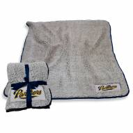 Florida International Golden Panthers Frosty Fleece Blanket