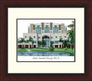 Florida International Golden Panthers Legacy Alumnus Framed Lithograph