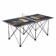 Florida International Golden Panthers Pop Up 6' Ping Pong Table