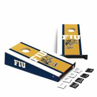 Florida International Golden Panthers Mini Cornhole Set