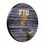 Florida International Golden Panthers Weathered Design Hook & Ring Game