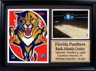 "Florida Panthers 12"" x 18"" Photo Stat Frame"