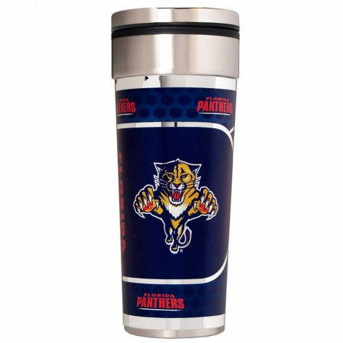 Florida Panthers 22 oz. Hi Def Travel Tumbler