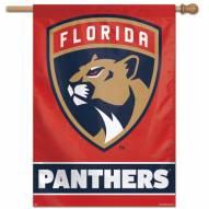 "Florida Panthers 27"" x 37"" Banner"