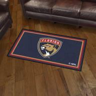 Florida Panthers 3' x 5' Area Rug