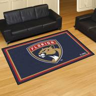 Florida Panthers 5' x 8' Area Rug