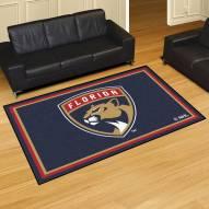Florida Panthers 5' x 8' Area Rug