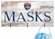"Florida Panthers 6"" x 12"" Mask Holder"