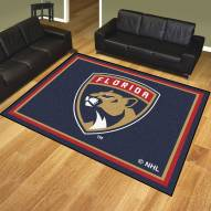Florida Panthers 8' x 10' Area Rug