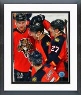 Florida Panthers Aaron Ekblad Action Framed Photo
