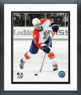 Florida Panthers Aaron Ekblad 2014-15 Spotlight Action Framed Photo