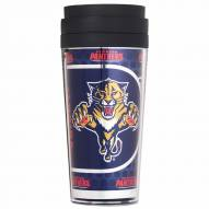 Florida Panthers Acrylic Travel Tumbler