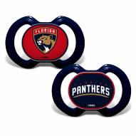 Florida Panthers Baby Pacifier 2-Pack