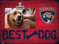 Florida Panthers Best Dog Clip Frame