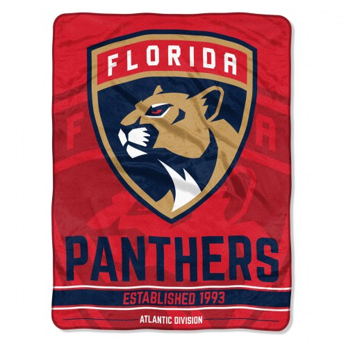Florida Panthers Break Away Blanket