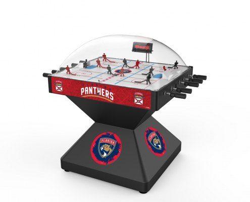 Florida Panthers Deluxe Bubble Hockey