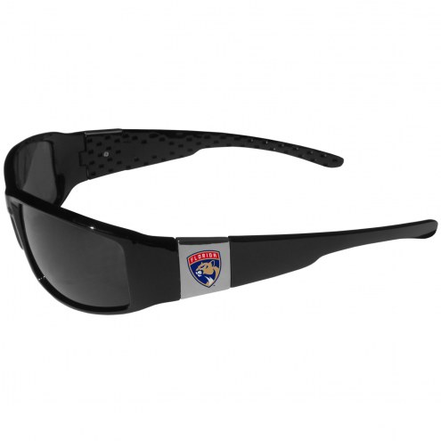 Florida Panthers Chrome Wrap Sunglasses