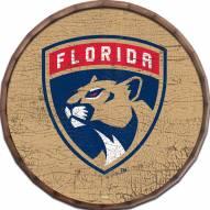 "Florida Panthers Cracked Color 24"" Barrel Top"