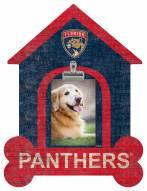 Florida Panthers Dog Bone House Clip Frame