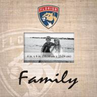 Florida Panthers Family Picture Frame