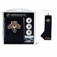 Florida Panthers Golf Gift Set