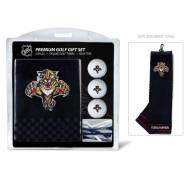 Florida Panthers Golf Gift Set