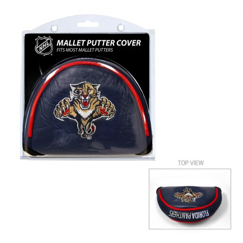 Florida Panthers Golf Mallet Putter Cover