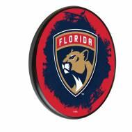 Florida Panthers Digitally Printed Wood Sign