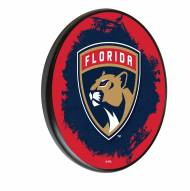 Florida Panthers Digitally Printed Wood Sign