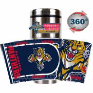 Florida Panthers Hi-Def Travel Tumbler