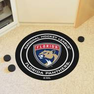 Florida Panthers Hockey Puck Mat