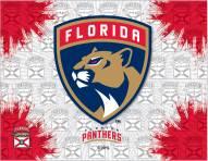 Florida Panthers Logo Canvas Print