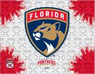 Florida Panthers Logo Canvas Print