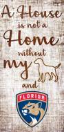 Florida Panthers House is Not a Home Sign