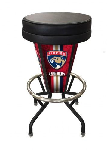 Florida Panthers Indoor Lighted Bar Stool