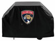 Florida Panthers Logo Grill Cover