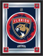 Florida Panthers Logo Mirror